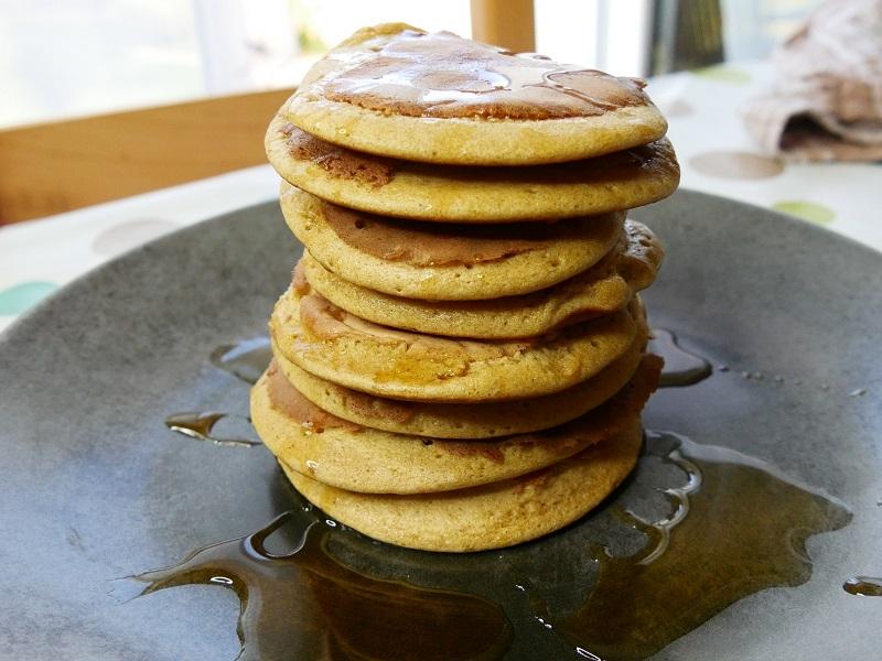 Pancakes Sains et Délicieux 2 - Pancakes Sains & Délicieux
