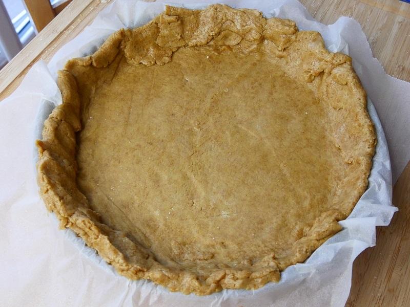 Pâte brisée à lhuile dolive - Pâte Brisée à l'Huile d'Olive
