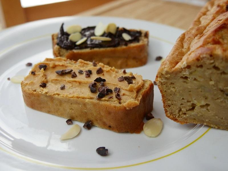 Cake moelleux à la banane - Cake Moelleux à la Banane