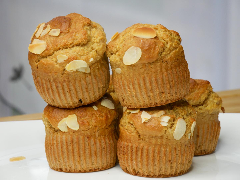 Muffins à l'Amande
