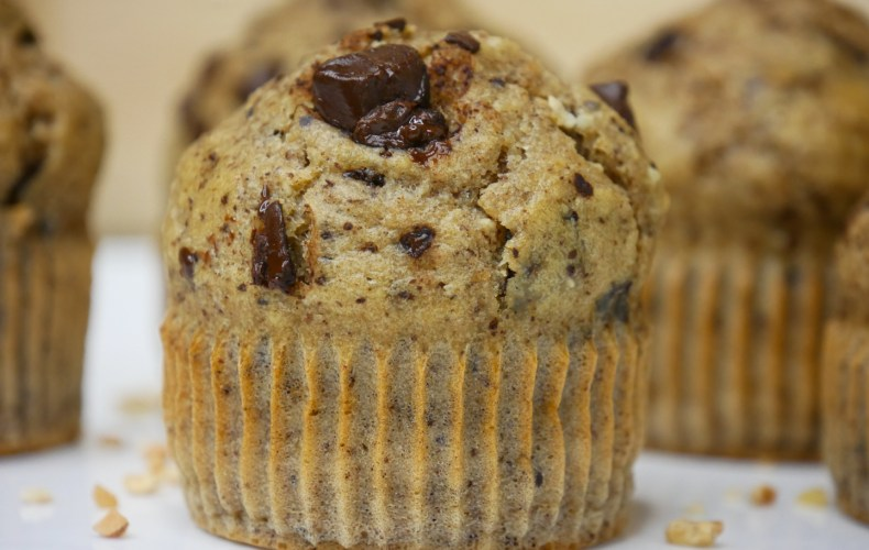 Muffins Noisette Healthy