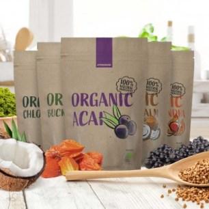 v740799 prozis organic acai powder 60 g 5 - INSTA VLOG 02 : Pancakes Licorne 🦄 (à l'Açaï)