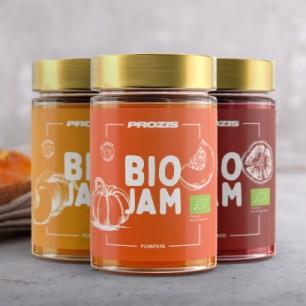 v710901 prozis bio jam 240 g pumpkin flavor 25 - INSTA VLOG 05 : Confitures de OUF 🥰