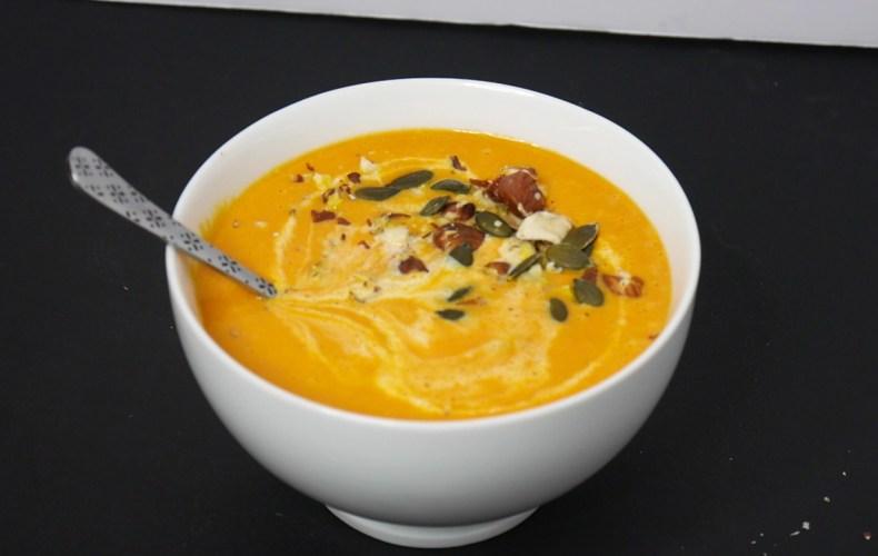 Soupe Potiron & Coco (Légère et Réconfortante)