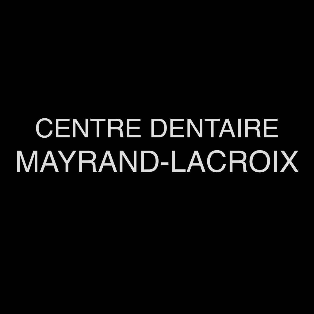 A Go Partner logos on black square.C. Dentaire Mayrand-Lacroix