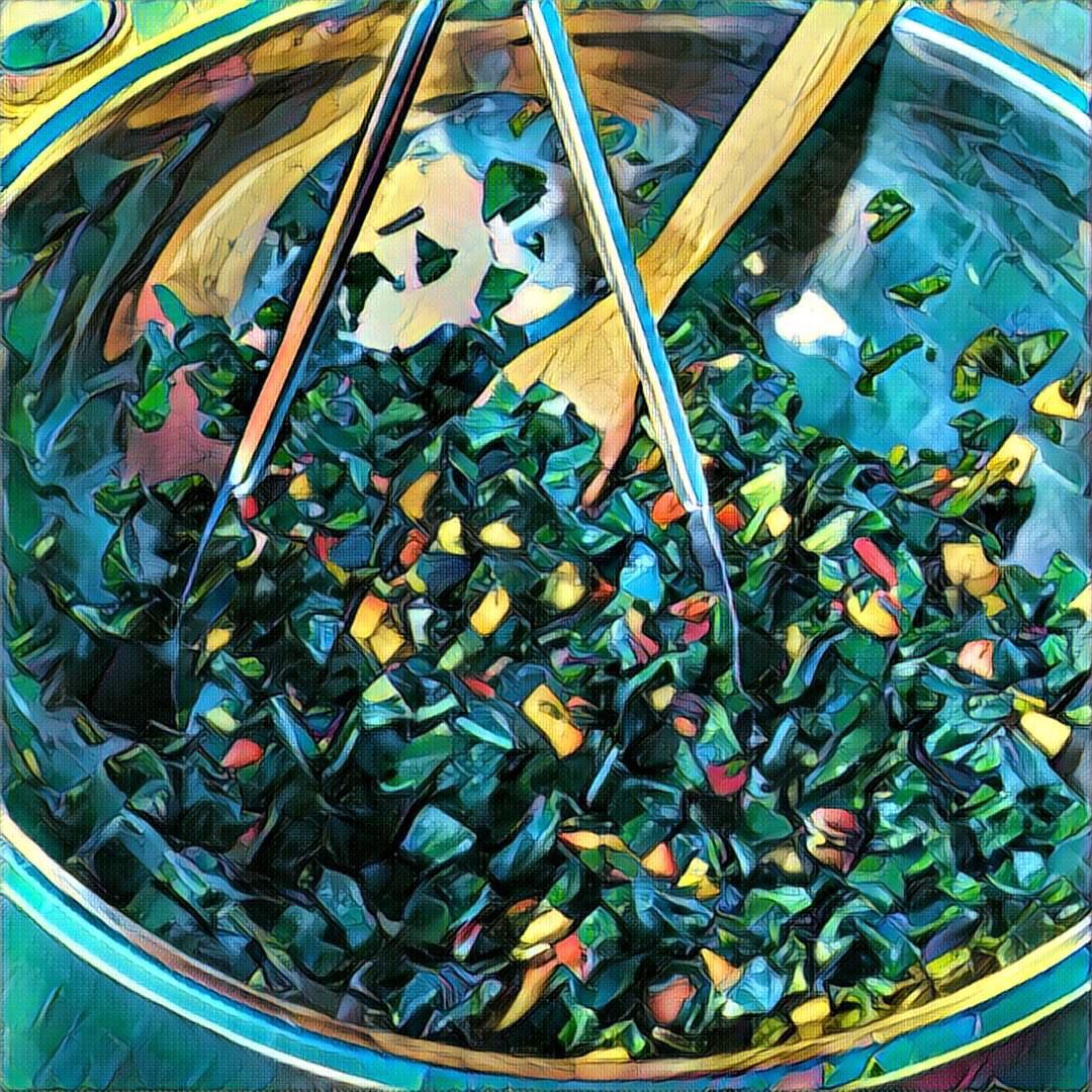 Kale, Pêche big bowl