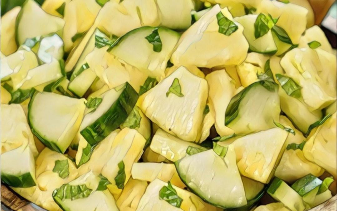Concombre & Ananas