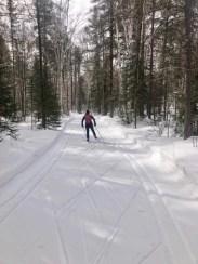 En direct du club de ski d'Évain