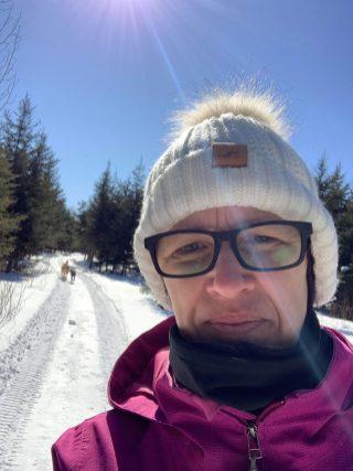 Sylvie & ses 2,84 Km accompli à la Marche 🙌