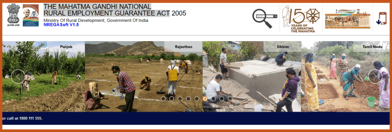 How to Check my Name in NREGA Job Card List 2020?