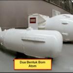 Sejarah Penemuan Bom Atom