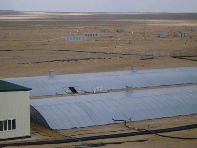 Budenovskoye 2 adalah operasi penambangan uranium terbesar kedua di Kazakhstan, terhitung lebih dari 2.000 ton uranium pada tahun 2014. Dioperasikan oleh perusahaan patungan antara Kazatomprom dan Uranium One yang berbasis di Kanada - keduanya memiliki 50 persen saham di JV - tambang tersebut berada di barat daya Kazakhstan.