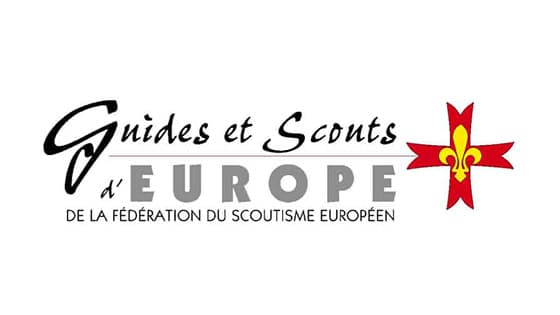 Logo Guides et Scouts d'Europe, Saint-Ambroise