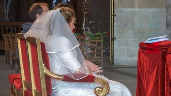 Offrande pour un mariage