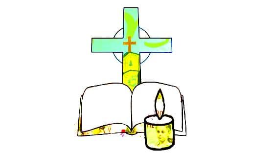Éveil à la foi, dessin