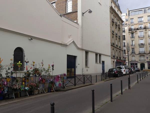 Vue extérieure du Foyer Notre-Dame de Pentecôte