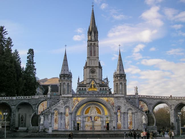 Lourdes pèlerinage