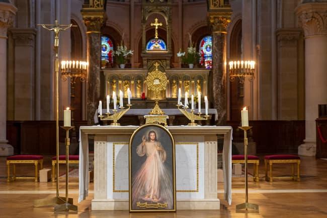 chapelet de la Miséricorde à Saint Ambroise