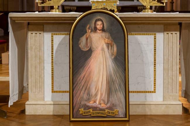 Christ Miséricordeux