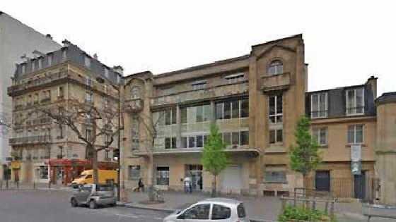 Maison Paroissiale de Saint-Ambroise au 33 avenue Parmentier, Paris 11
