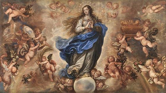 Fête de l'Immaculée Conception de la Vierge Marie
