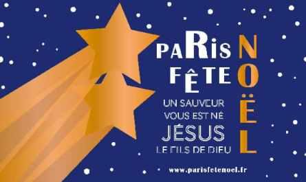 Paris fête Noël