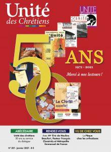 Semaine de prière, Revue Unité des Chrétiens