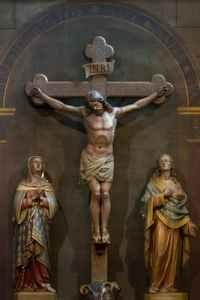 Chemin de Croix Christ