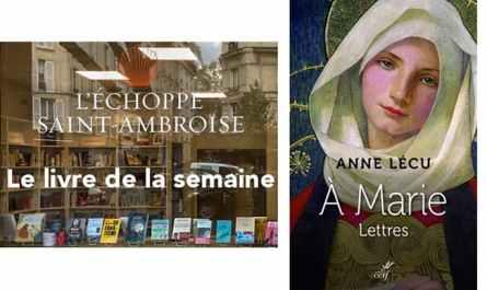Livre semaine Saint Ambroise