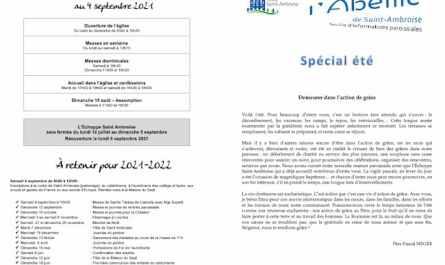 Fip spécial été 2021 - Tract