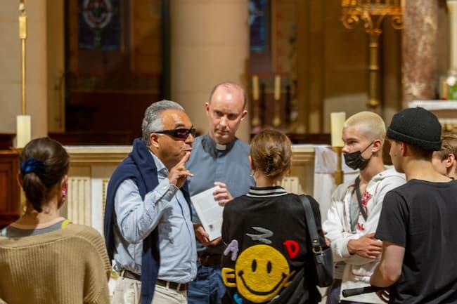 Conférence à Saint Ambroise