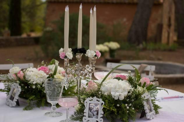 Mariage de Flora et Guillaume - Décorations - 2016.