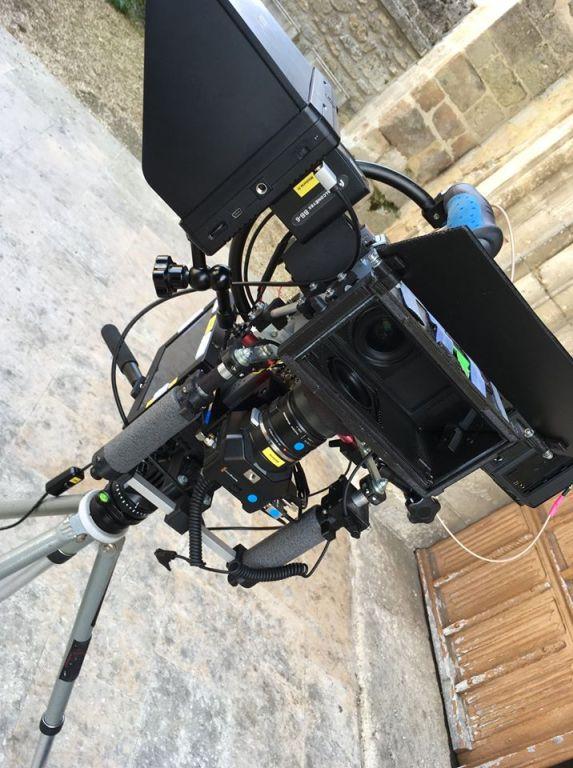 MinhiRig, la caméra qui va être utilisée sur le tournage de JEAN.