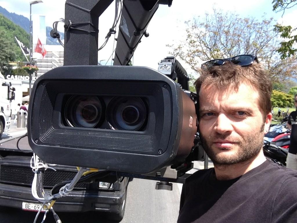 Fabien REMBLIER, réalisateur spécialiste de la 3D Relief.