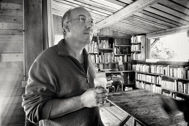 """Alain Damasio : """"La science-fiction est le genre littéraire majeur."""""""