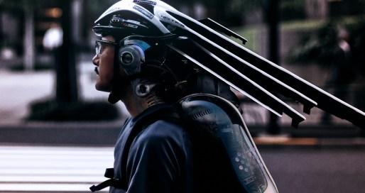 transhumanisme cyberpunk