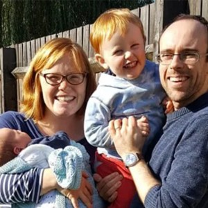 New Mission Partners – Rob and Claire Law