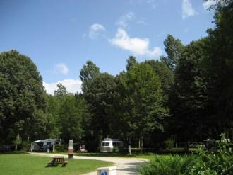 Camping de Nontron - De la Nature !
