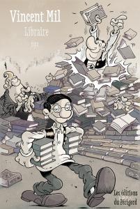 le libraire- album BD -JOPA