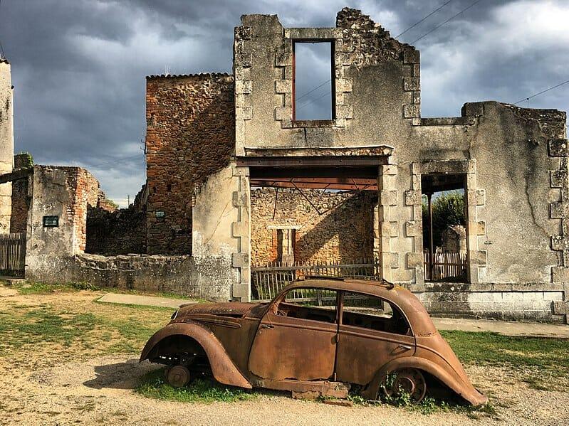 Oradour-sur-Glane c'est un peu de nous
