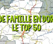 Le Top 50 des noms de famille en Dordogne