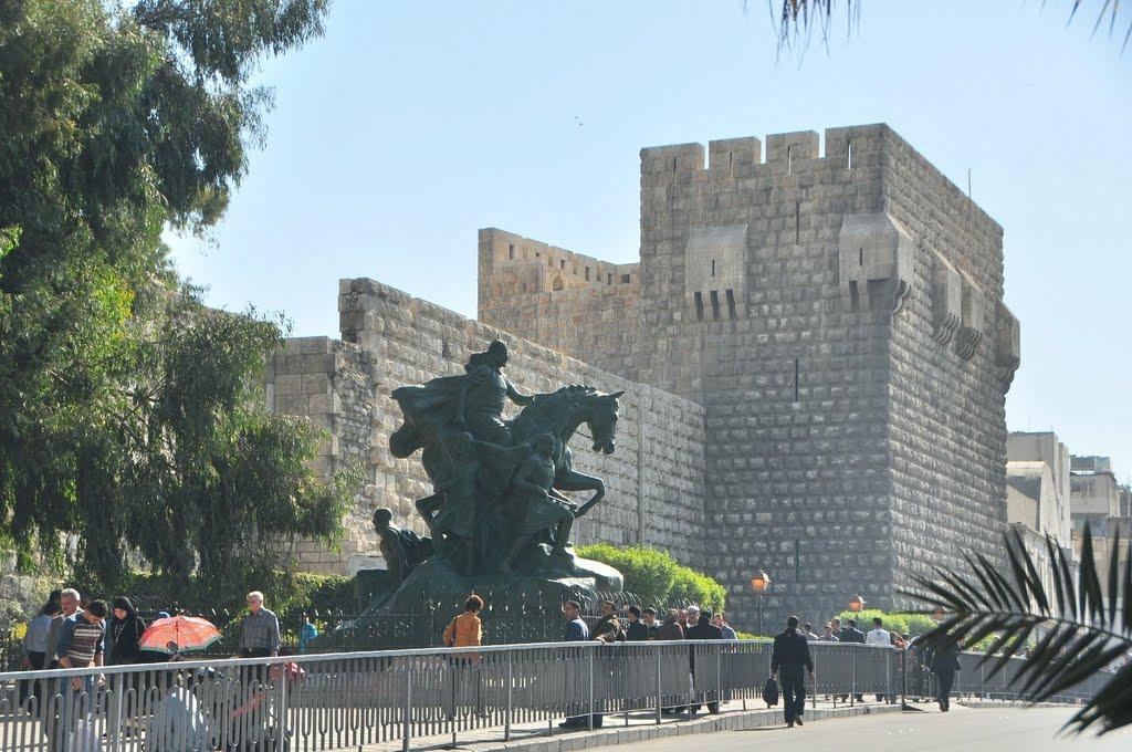 Les remparts de la vieille ville