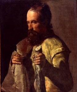 Saint Jacques le mineur Georges de la Tour