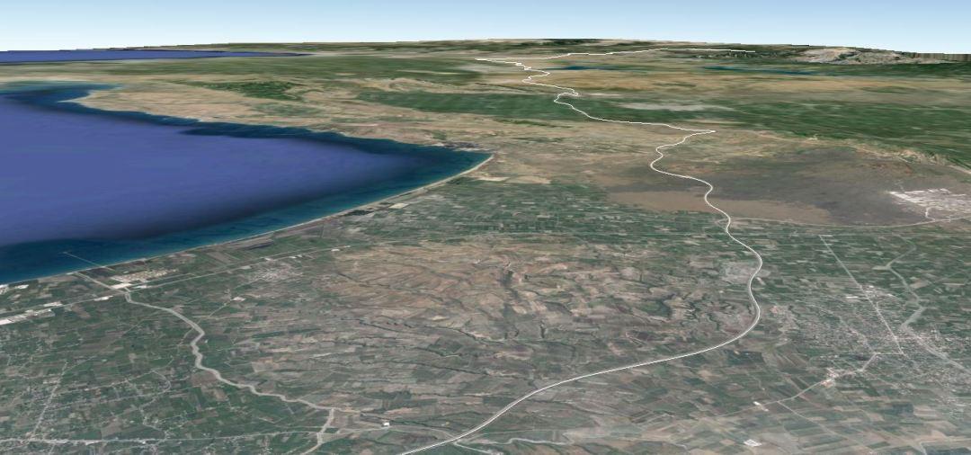 Golfe et plaine d'Issos