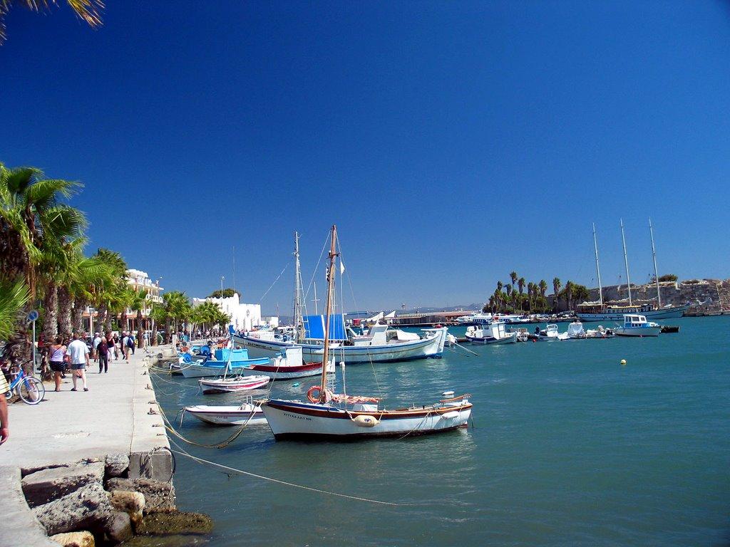 Le port de Cos