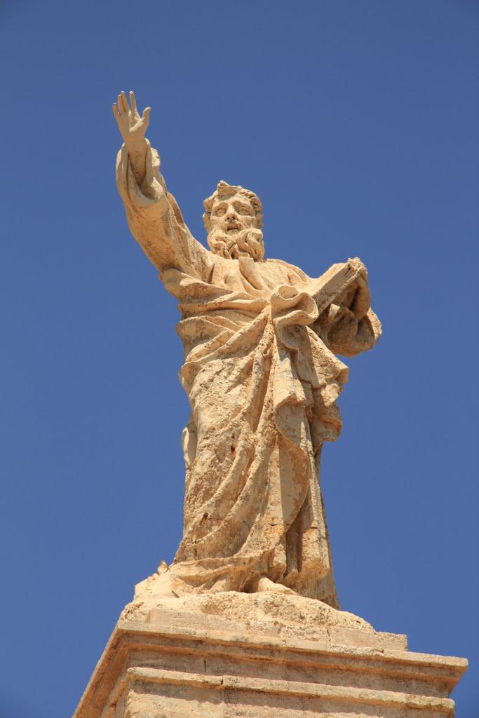 Statue de l'Apôtre