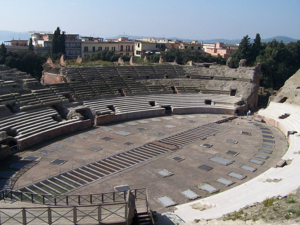 L'amphithéâtre,