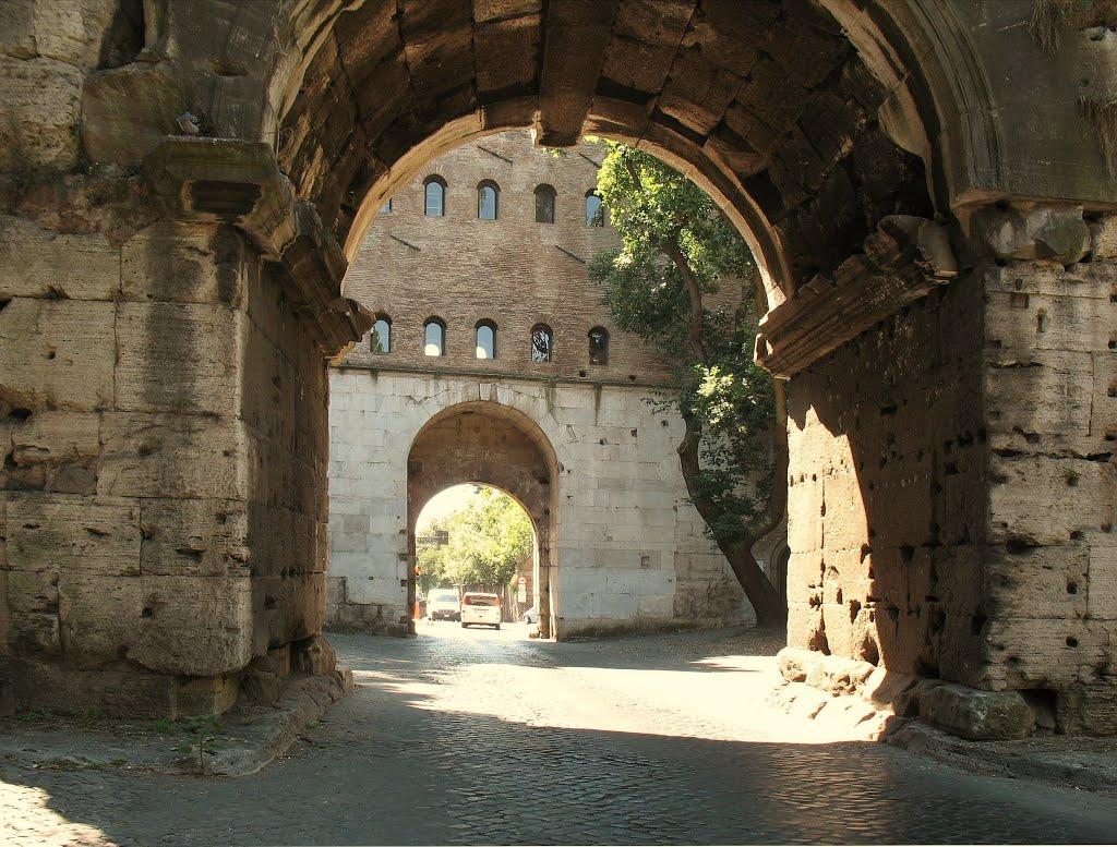 Porte St Sébastien
