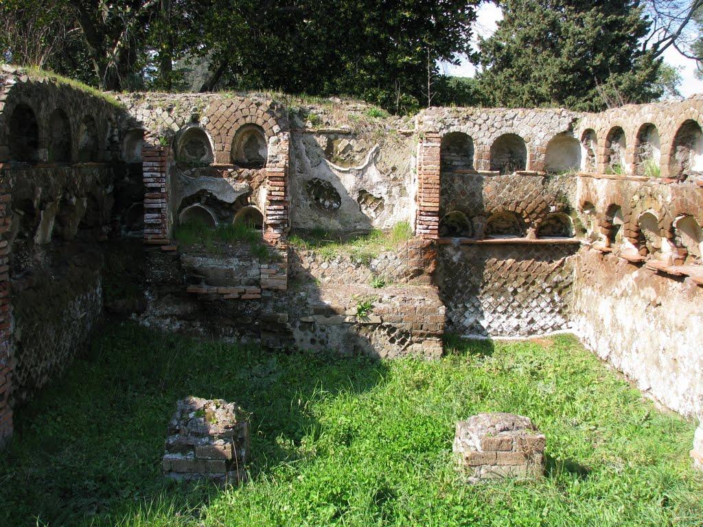 Un columbarium