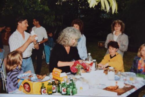 1990 in Pierres Garten